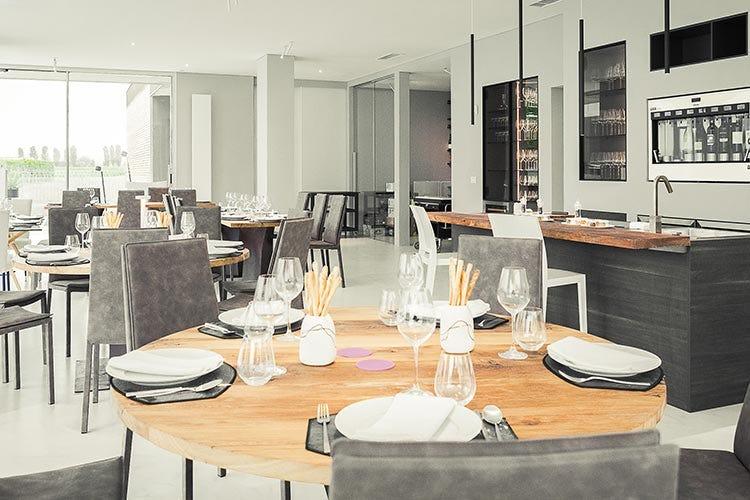 La Credenza Orbassano : Ristorante orto e design a casa format tutto allinsegna della