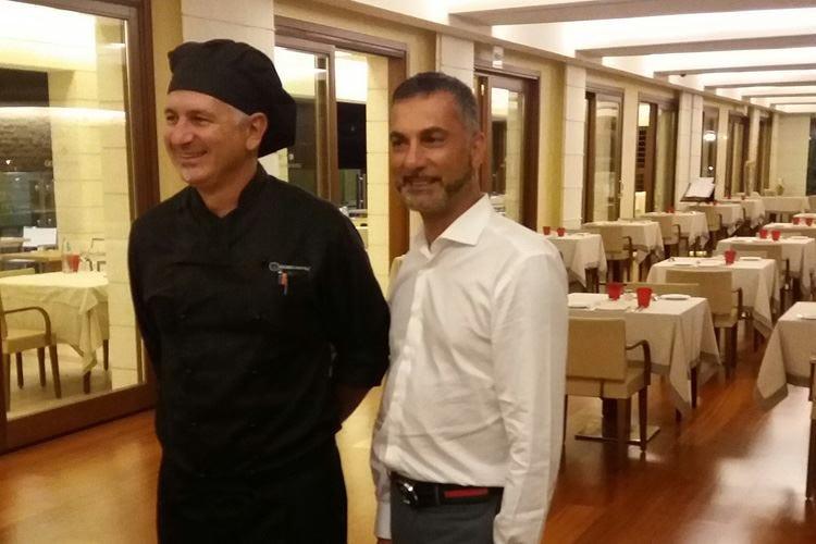 Ristoranti regionali, Carlos V Hotel Un successo la cena con Mauricio Marra