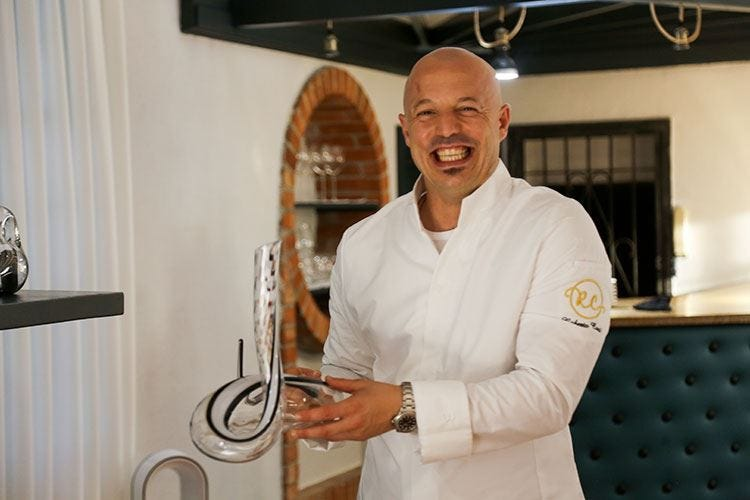 Rc Resort, ristorante a Mortara Roberto Conti realizza il suo sogno