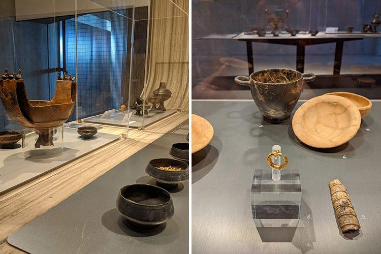 Il Museo Etrusco - Rocca di Frassinello, tour virtuale fra vini minerali e accoglienza