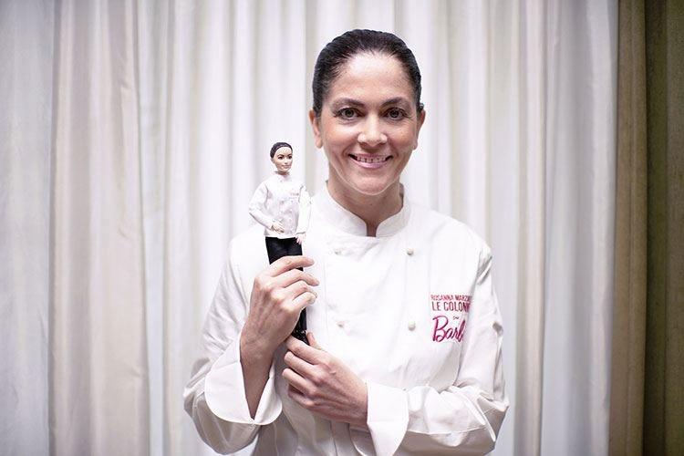 Rosanna Marziale, Casa Barbiee il menu bambini al ForteVillage