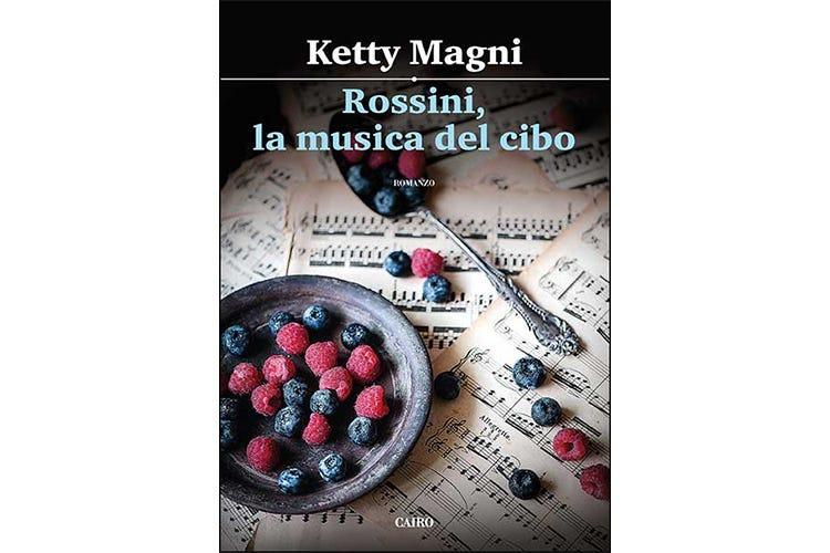 A tipicit ketty magni racconta rossini in un libro for Compositore tedesco della musica da tavola