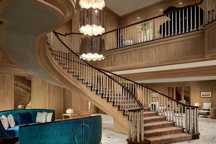 Al Royal Sonesta di Baltimora l'eleganza a due passi dall'oceano