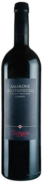 Scriani 2009 Amarone della Valpolicella Doc Classico