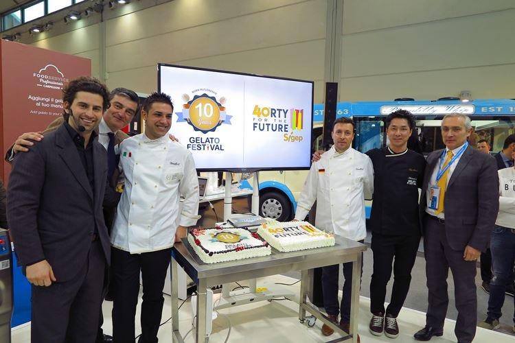 Gelato Festival, 10° compleanno Arriva il World Ranking delle gelaterie