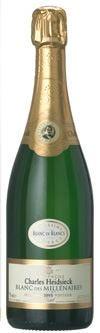 Champagne Brut Charles Heidsieck Blanc des Millénaires Millésimé 1995 Vintage di Remy Cointreau