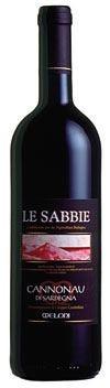 Cannonau di Sardegna Doc Le Sabbie Cannonau di meloni vini