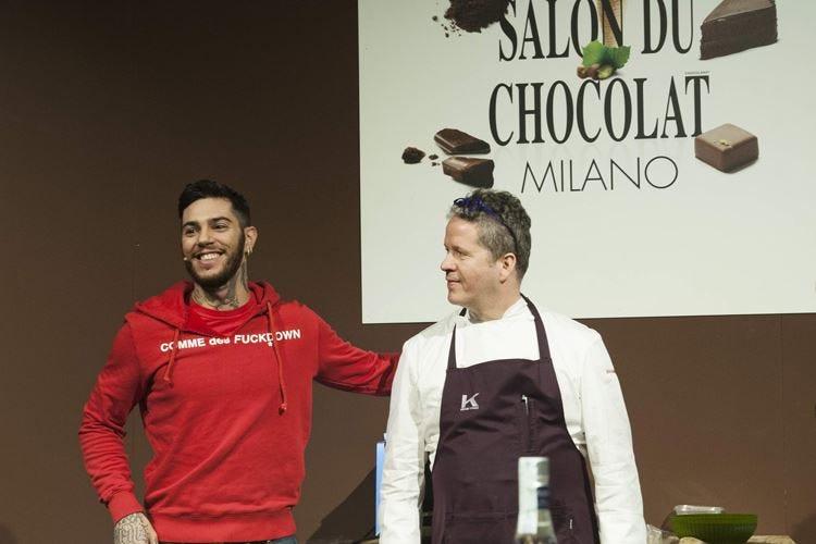 In 34mila al Salon du Chocolat Al centro materie prime, gusto e moda