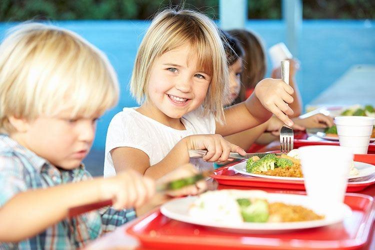 Salute e alimentazione degli studenti Mense biologiche scolastiche dal 2018