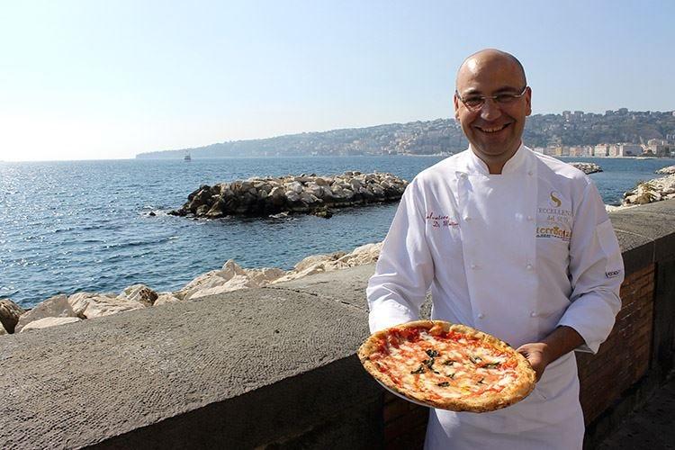 Salvatore Di Matteo Le Gourmet Il maestro pizzaiolo, da Napoli a Roma