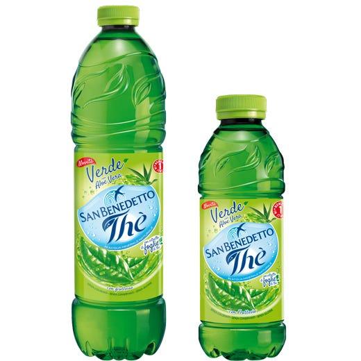 Il th verde san benedetto con aloe vera premiato - Vi metto a tavola san benedetto ...