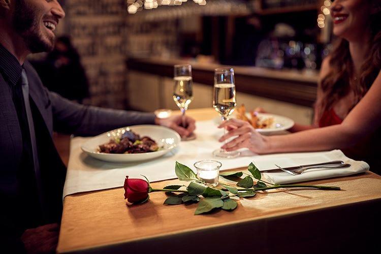San Valentino a cena fuori Come non rovinare la serata