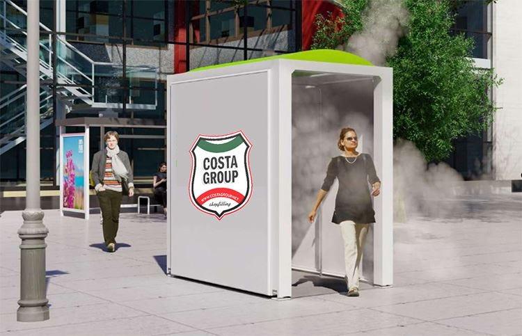 Locali pubblici, i nuovi format  Costa Group progetta il futuro