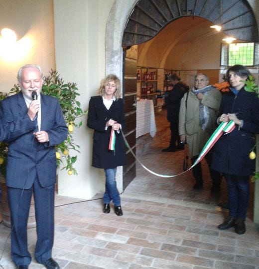 Il Valtènesi ha trovato una nuova casaApre la sede del Consorzio a Puegnago