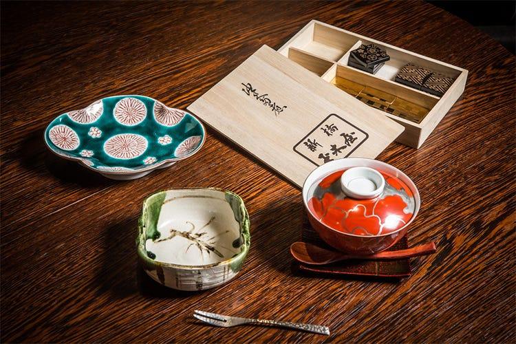 Sbarca al sushi b di milano il kaiseki il vero menu della for All origine arredi autentici