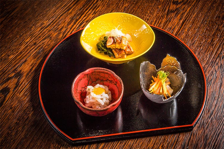 sbarca al sushi b di milano il kaiseki il vero menu della tradizione giapponese italia a tavola. Black Bedroom Furniture Sets. Home Design Ideas