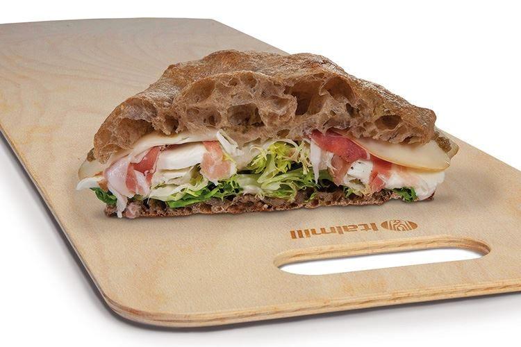 Scrocchiarella Sandwich Italmill con lievito naturale