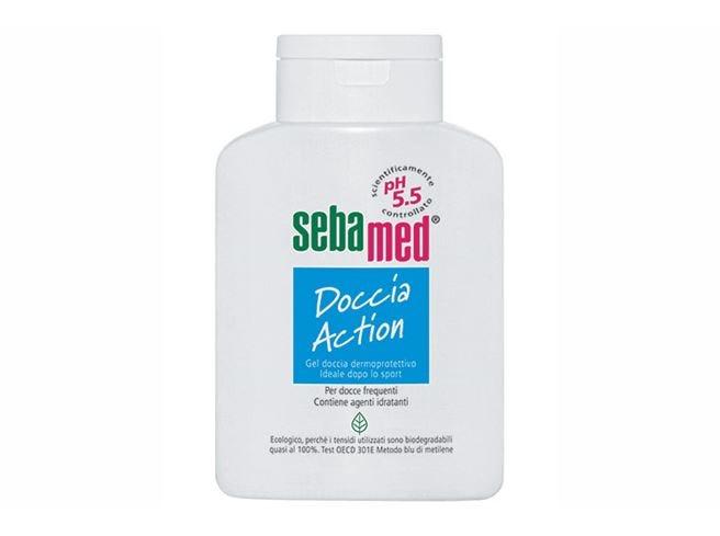 Sebamed Doccia Action per una pelle più resistente