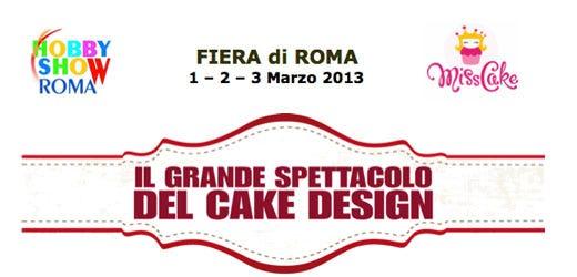 Scuola Di Cake Design A Roma : Il cake design sbarca a Roma La nuova frontiera dell arte ...