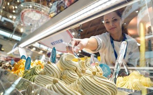 Gelati e dolci, prodotti di punta dei bar Dal Sigep tutte le novità del settore
