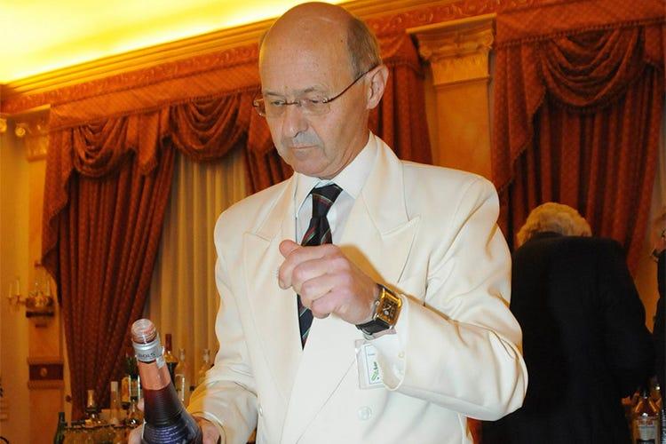 Silvio Borghesan Abi Professional supporto per barman