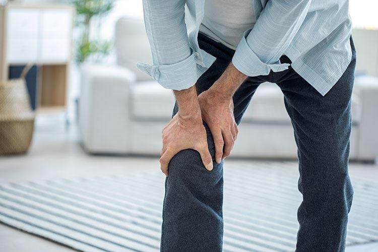 Sindrome delle gambe senza riposo Il momento peggiore è la sera