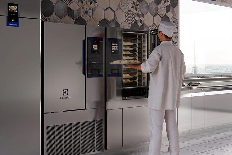 Skyline Di Electrolux Professional La Cucina E Connessa Italia A Tavola