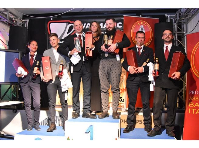 Skyway cocktail competition 