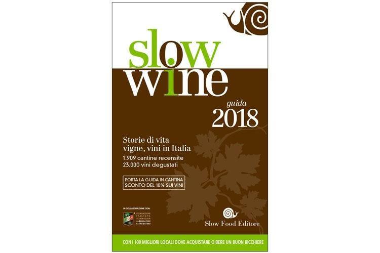 Slow Wine, 195 Chiocciole e 7 novità