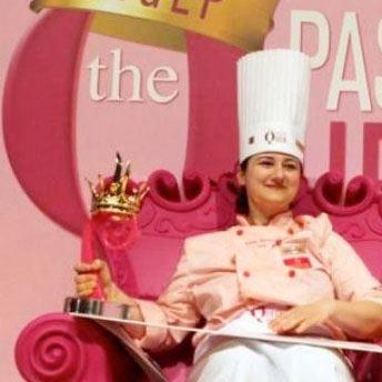 """Italiana la prima """"Pastry Queen"""" Sonia Balacchi trionfa al Sigep"""