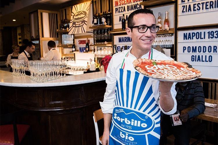 Gino Sorbillo conquista New York Successo per la pizza napoletana
