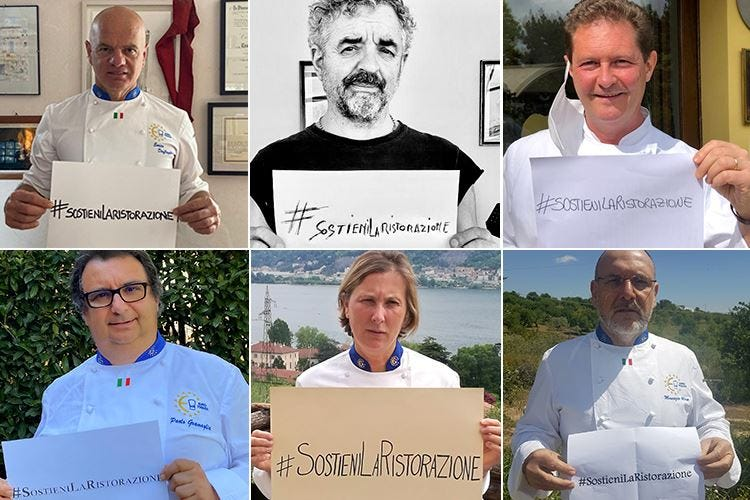 La ristorazione in crisi chiama Euro-Toques risponde: serve unità