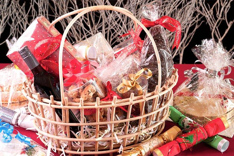 Favorito Sotto l'albero regali enogastronomici Sì ai cesti natalizi per 4  KO19