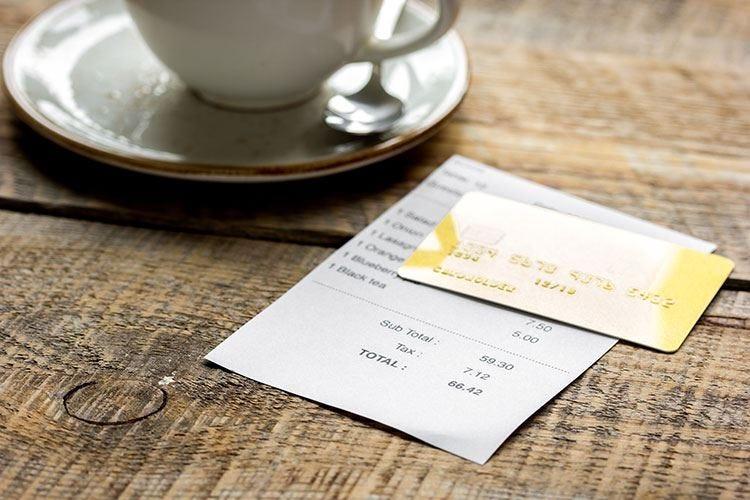 Spese nei servizi di ristorazione Conti più salati a Giugno 2018