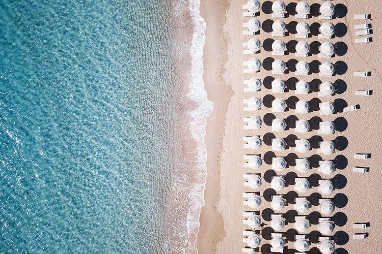 Spiagge ancora vuote in settimana Male il Sud, Sardegna la peggiore