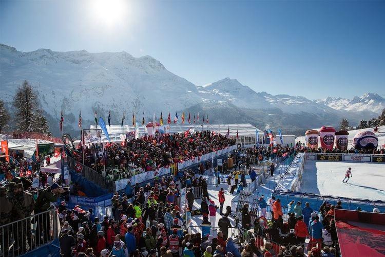 St. Moritz, perla dell'Engadina Meta di sciatori, artisti e buongustai