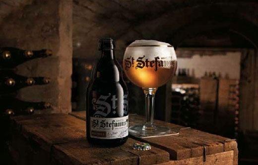 St.Stefanus, birra belga d'abbazia100% naturale e rifermentata in bottiglia