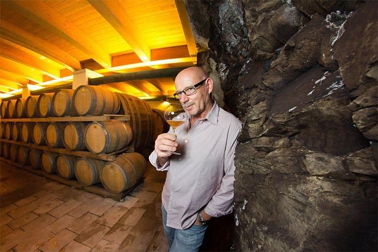 Addio a Stanko Radikon Simbolo della viticoltura italiana