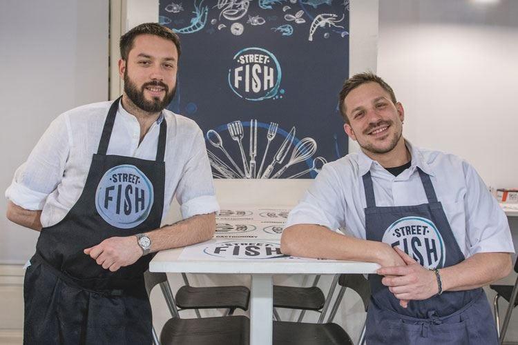 Street Fish, l'idea di due amici di liceo A Torino i gusti dei loro viaggi nel mondo