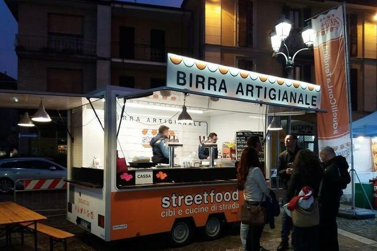 Streetfood a Cagnes Sur Mer I prodotti italiani arrivano Oltralpe