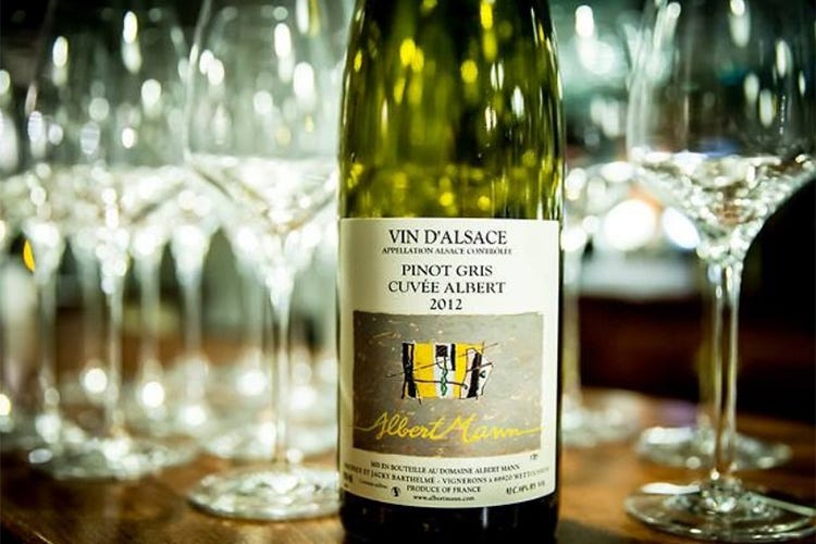Strutturato e versatile in tavola Ecco perché piace il Pinot Grigio