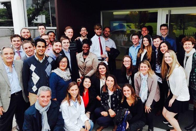 Studenti americani in visita a Treviso alla scoperta del food locale con Cimba
