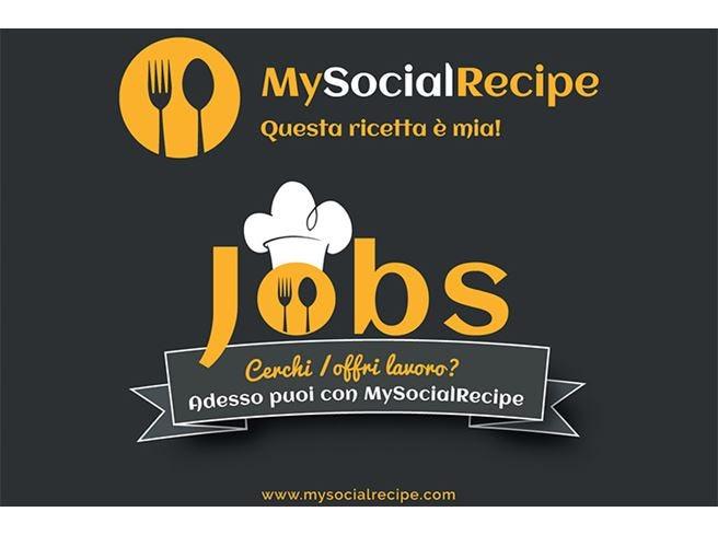 Su MySocialRecipe il nuovo servizio per pubblicare annunci di lavoro sicuri