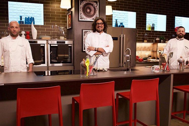 Su Sky nuovo format con Borghese Duelli in cucina tra dilettanti