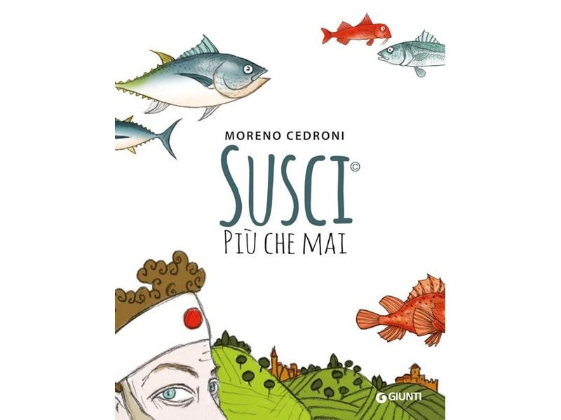 Nel nuovo libro di Moreno Cedroni tante ricette per il sushi all'italiana