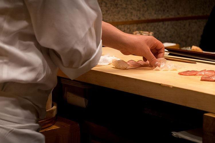 Sushi all-you-can-eat per risparmiare Purché il gestore sia affidabile...