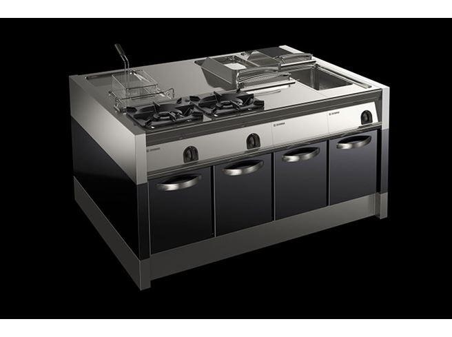 Tap e Mosaico Tecnoinox  tecnologia e flessibilità in cucina