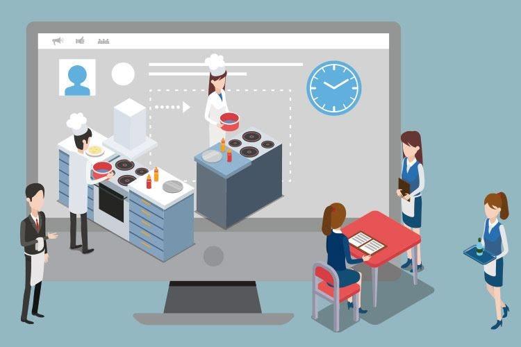 Tecnologia, chiave di volta per costruire la nuova ristorazione