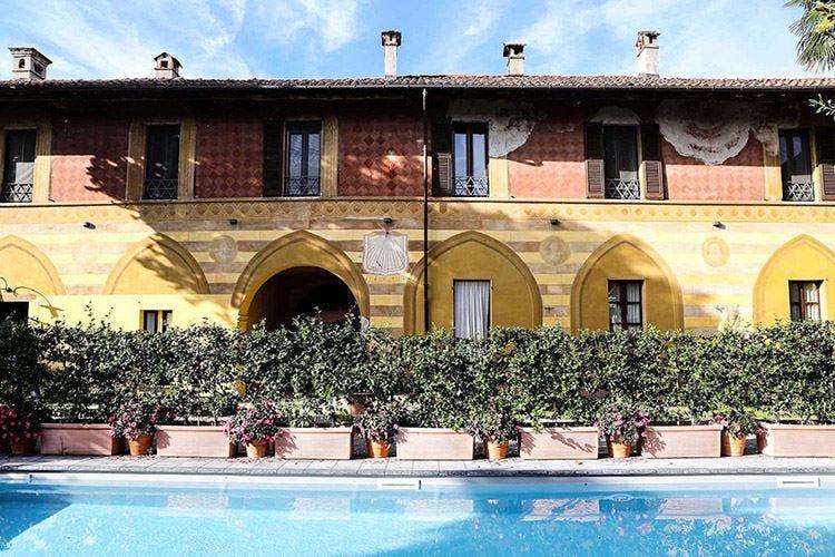 Tenimento al Castello a Sillavengo Spazi e architetture tra ieri e oggi