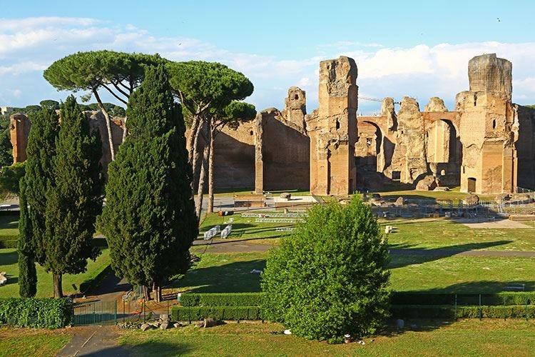 "Terme di Caracalla, niente fast food Il Mibac dice ""no"" al McDonald's"
